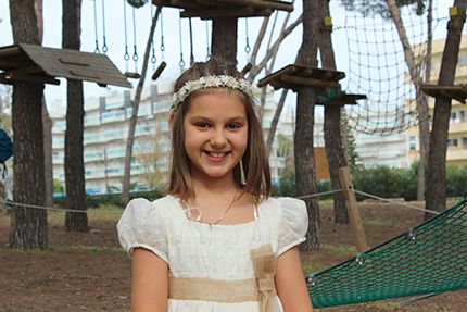 Celebrate your children's first holy communion Bosc Aventura Salou