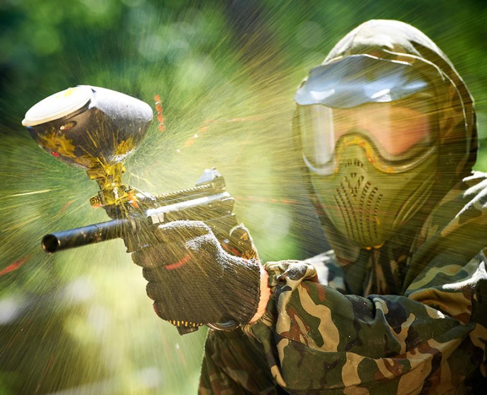 Fun jeu Paintball